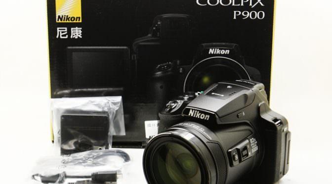 沒有極限!遠遠就能拍月亮表面 二手NIKON P900相機實現你拍照的夢想